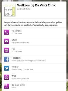 DaVinciClinic.tel